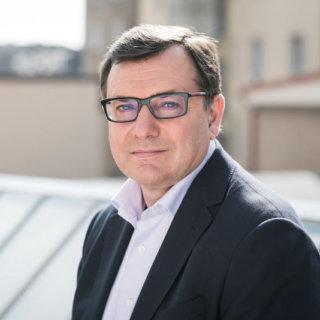 Petr Ježek - místopředseda hnutí