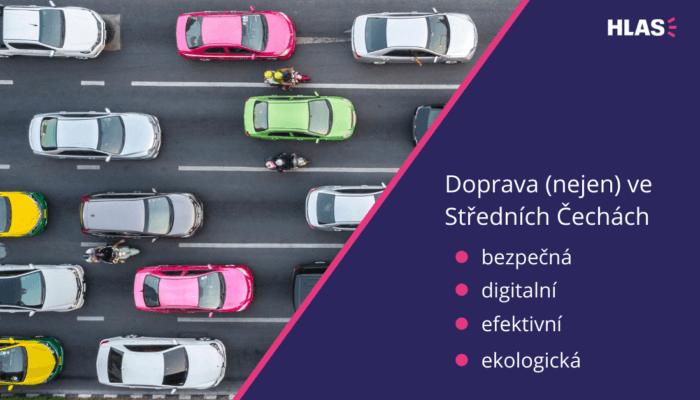 Jak vylepšit dopravu (nejen) ve Středních Čechách?