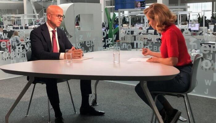 Telička vDVTV: Vyvolávat strach anabízet pouze demagogii je velmi nebezpečná hra