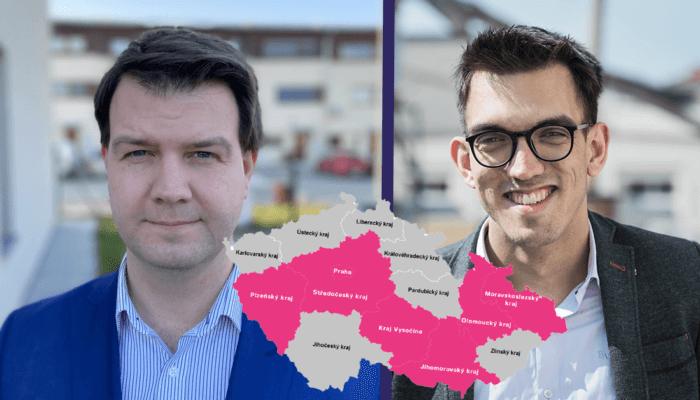 Nové krajské HLASY: Rozhovor skoordinátory Středočeského aPlzeňského kraje
