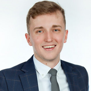 Martin Neřád - (SPOLU, TOP 09), 20. Místo, 22 let