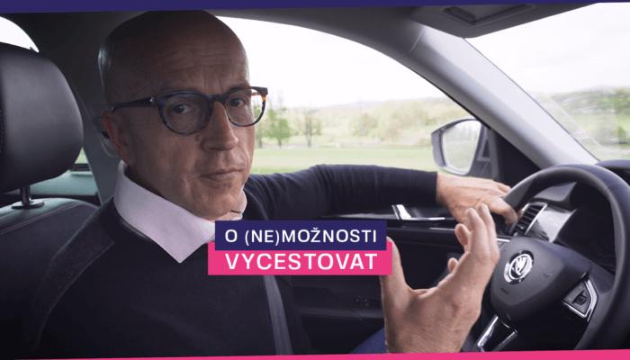 Pavel Telička pro ČRo Plus: Vláda nemůže určovat, kam pojedeme včervenci akam vsrpnu