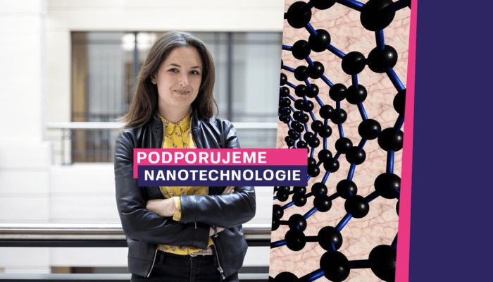 Budoucnost patří nanotechnologiím. Česku by ale mohly pomoci už dnes!