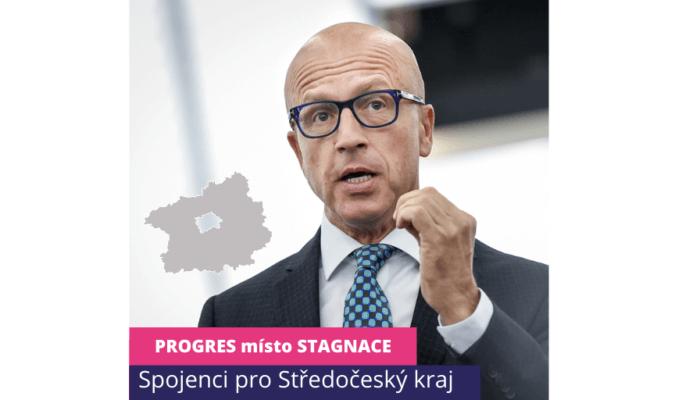 Pavel Telička: Pojďme pohnout se Středočeským krajem – SPOLEČNĚ!