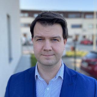 Tomáš Cáp - předseda krajské organizace